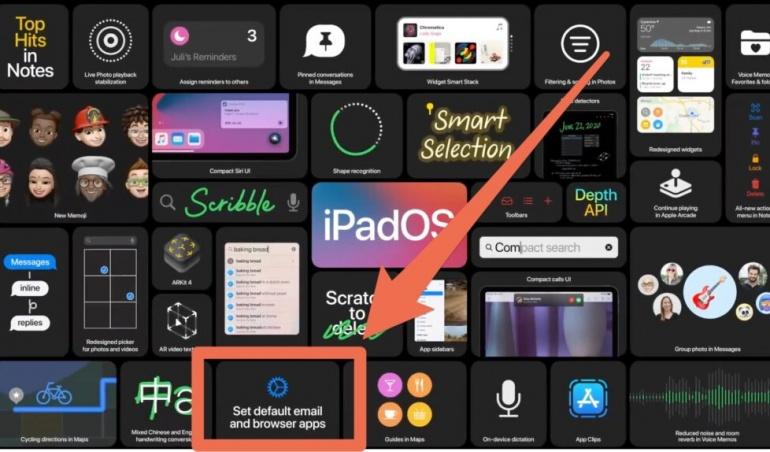 iOS 14: l'une des fonctions les plus attendues a été cachée dans une minuscule capture d'écran