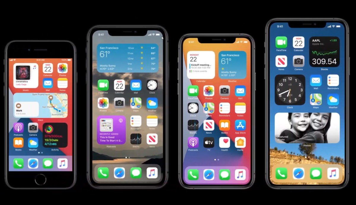iOS 14 : les iPhone compatibles et la date de disponibilité de la mise à jour