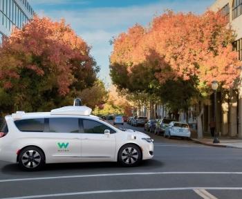 Volvo et Google s'associent pour lancer une flotte de robotaxis électriques