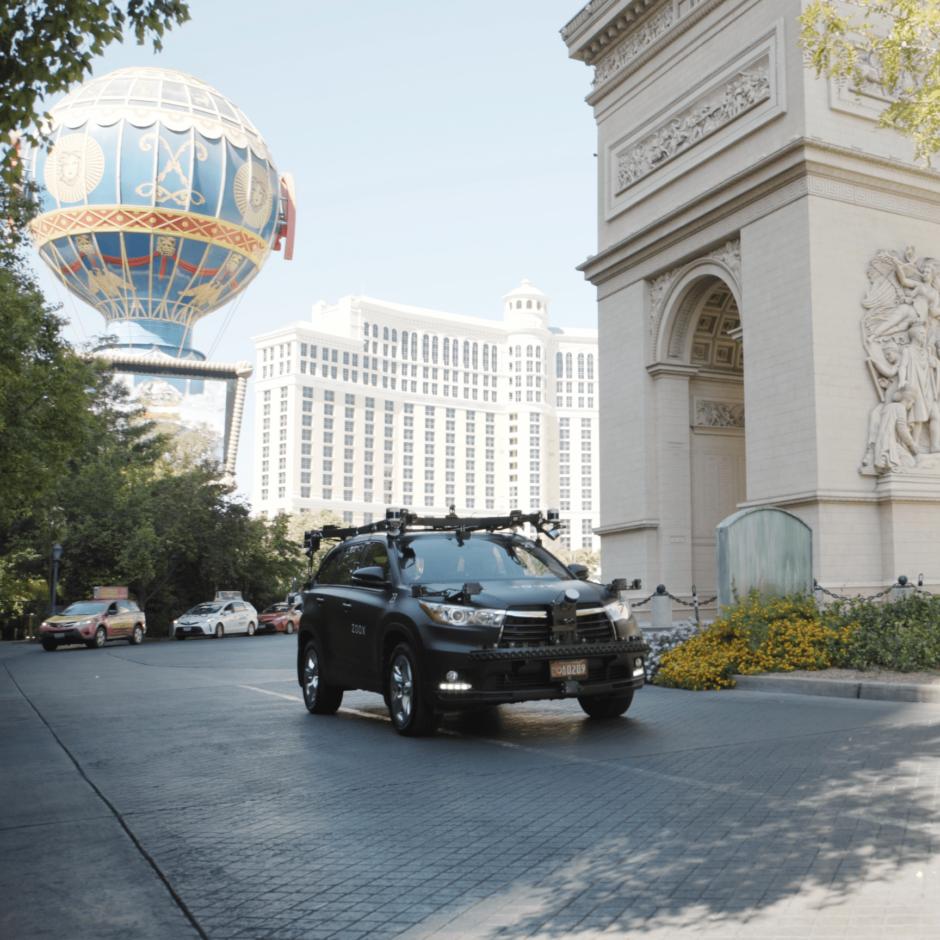 Amazon achète Zoox, spécialiste de l'automobile autonome