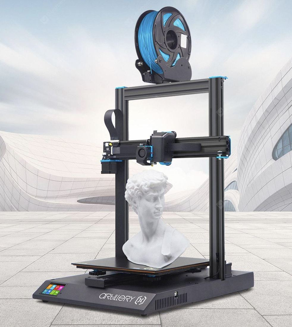[Bon Plan] L'imprimante 3D Artillery Sidewinder X1 à 350 euros