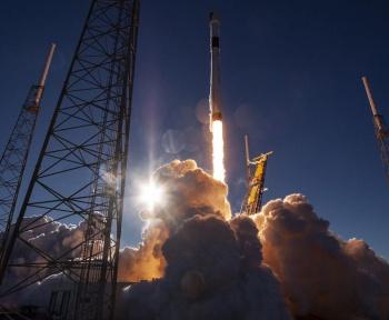 SpaceX: suivez en direct la mise en orbite d'un autre satellite GPS de nouvelle génération
