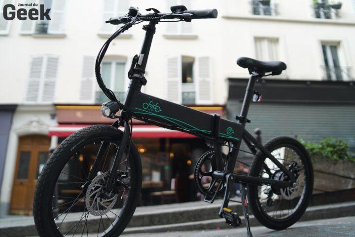 [Prise en main] Fiido D4s, un vélo urbain qui en fait beaucoup