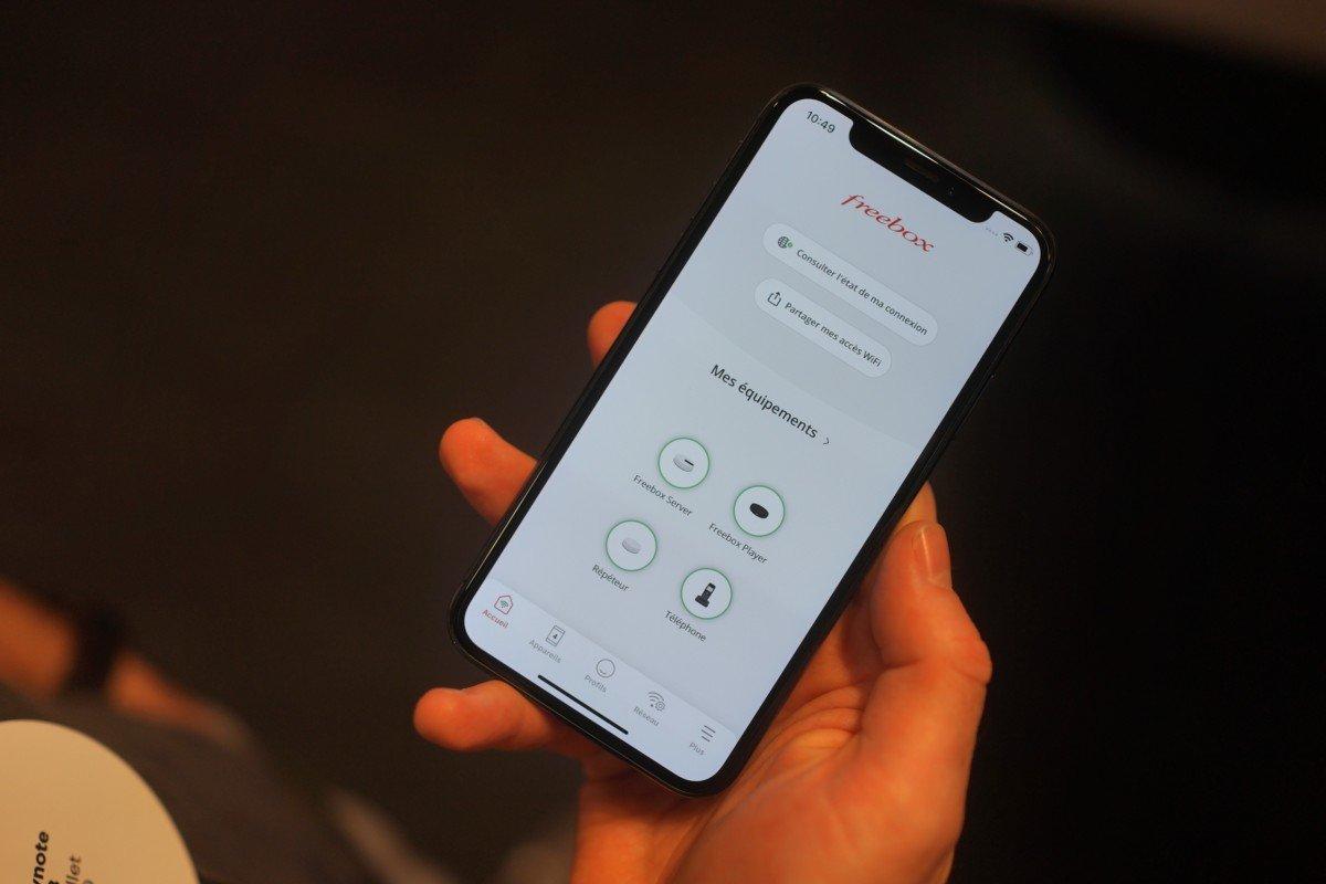 À la découverte de Freebox Connect, la nouvelle application Free pour contrôler votre box