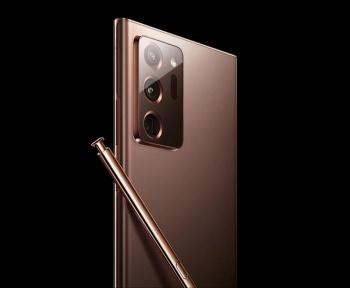 Galaxy Note 20 Ultra : voici les premières photos du smartphone premium de Samsung