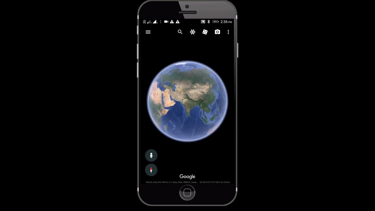 Google Earth a quinze ans : retour sur cinq de ses meilleurs projets