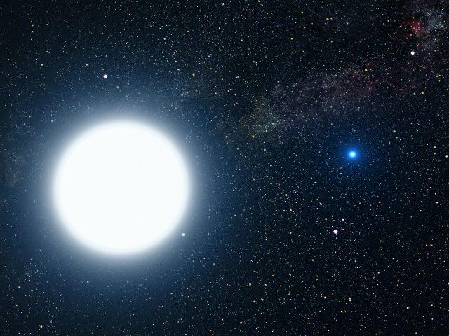 Les naines blanches seraient en fait à l'origine du carbone de notre galaxie