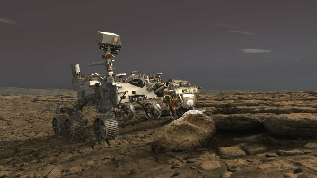 Mars 2020: tout savoir sur la mission du rover Perseverance sur la planète rouge