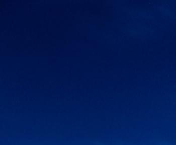 Observez le lever de la Lune en compagnie de Mars dans la nuit de samedi