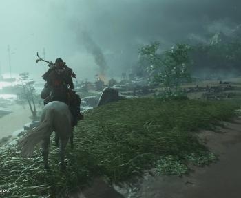 Test de Ghost of Tsushima: la PS4 méritait une meilleure dernière danse