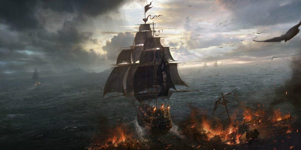 Skull & Bones: mais où diable est passé le jeu de pirates d'Ubisoft?