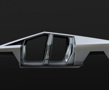 Le Tesla Cybertruck va être encore plus résistant que prévu