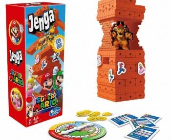 Jenga et Monopoly font la fête à Super Mario