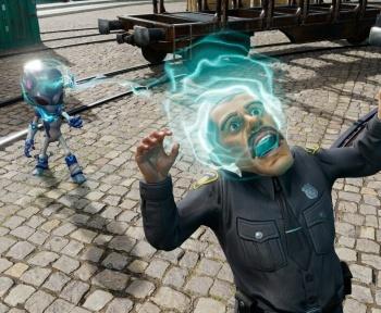 Test de Destroy All Humans! sur PS4 Pro: un remake drôle aux mécaniques datées
