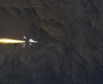 Virigin Galactic prévoit un premier vol touristique dans l'espace début 2021