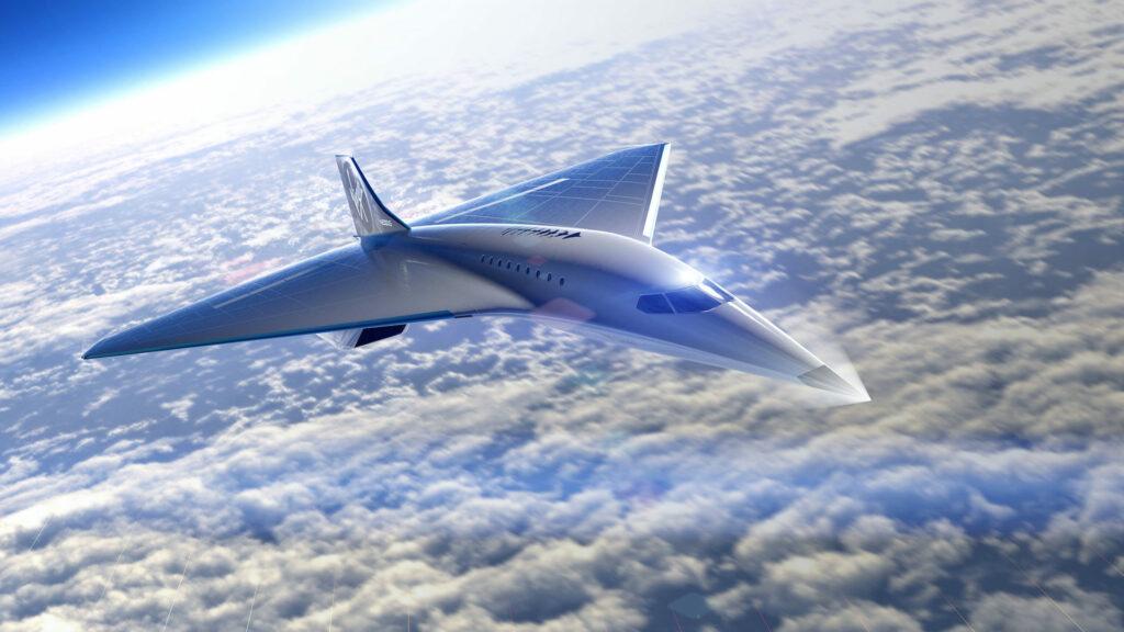Voyagera-t-on un jour à Mach 3 dans cet avion supersonique de Virgin?