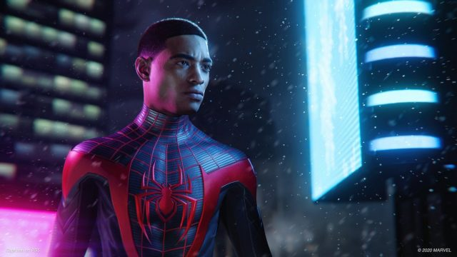 Le directeur narratif de Marvel's Spider-Man : Miles Morales promet une histoire encore plus dense