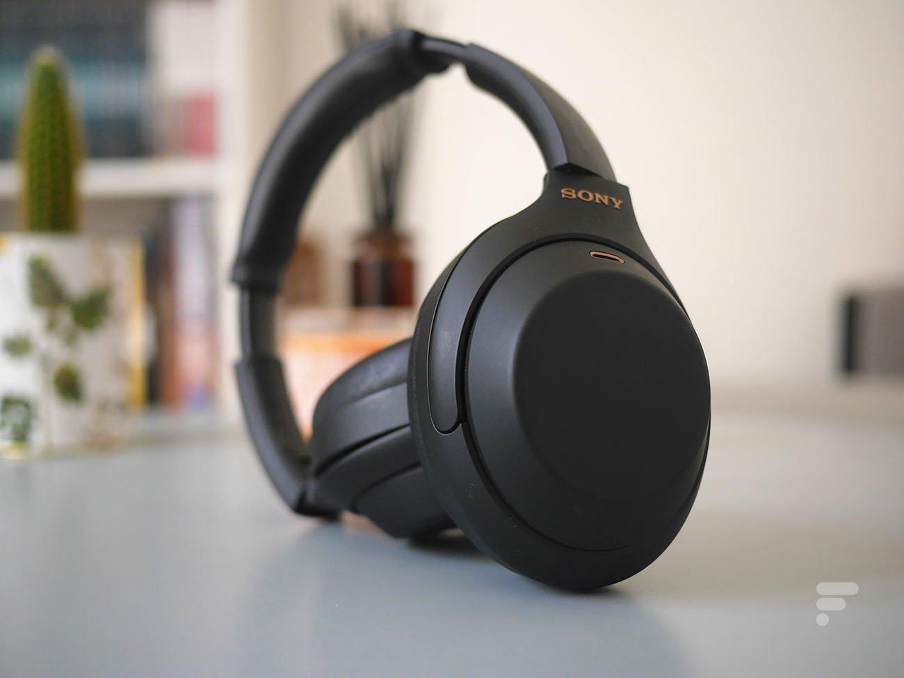 Test du Sony WH-1000XM4 : le meilleur casque Bluetooth met les (multi)points sur les i