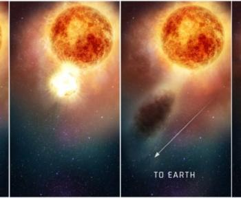 Bételgeuse : l'étoile géante sur le point de mourir ?