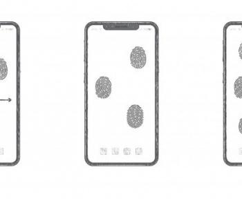 Huawei a imaginé un lecteur d'empreintes prenant tout l'écran d'un smartphone