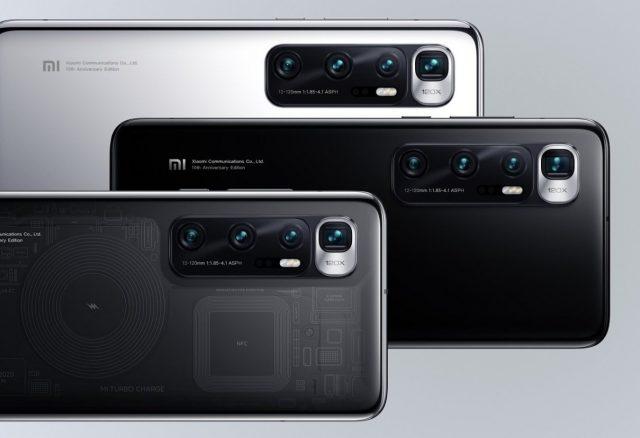 Le Xiaomi Mi 10 Ultra officialisé par son constructeur