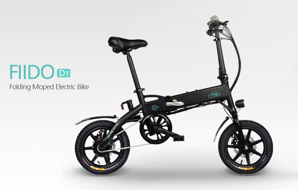 [Bon Plan] Vélo électrique FIIDO D1 : une version plus puissante à 452 euros