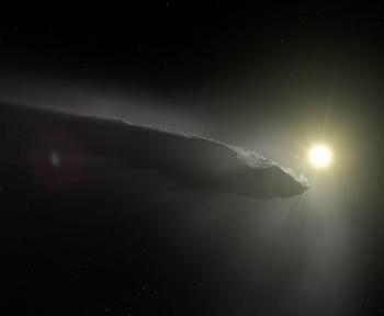 Le visiteur interstellaire Oumuamua vient-il des extraterrestres? Le débat n'est pas clos