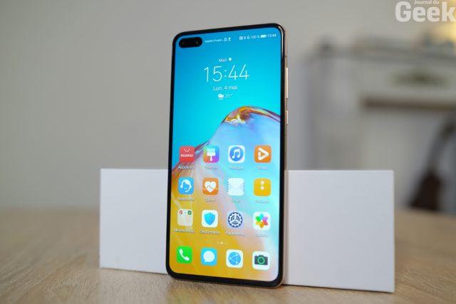 Huawei : un premier smartphone sous Harmony OS en fin d'année ?