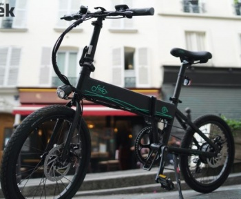 [Bon Plan] Le vélo électrique Fiido D4s à 583 euros