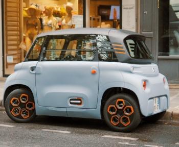 On a essayé la Citroën Ami: arrêtez de vous moquer, c'est le futur de la voiture en ville