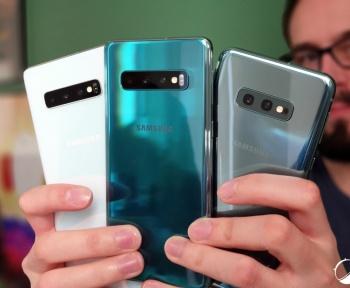 Quel smartphone Samsung acheter en 2020 ?