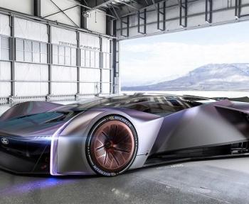 Ford dévoile son concept de «voiture de course virtuelle ultime»
