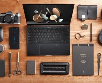 Asus dévoile un luxueux Zenbook S