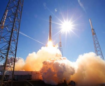 La Chine aurait fait atterrir une fusée réutilisable deux jours après sa mise en orbite