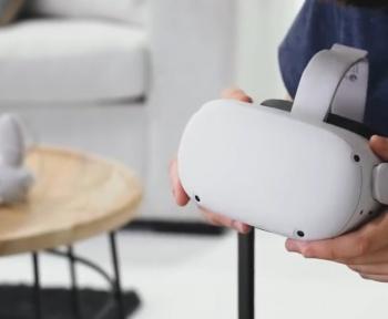 Le casque VR Oculus Quest 2 fuite juste avant sa présentation