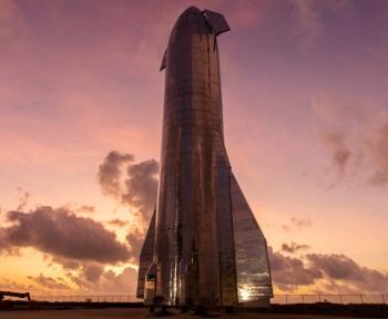 SpaceX se prépare à passer aux choses sérieuses avec son prototype Starship