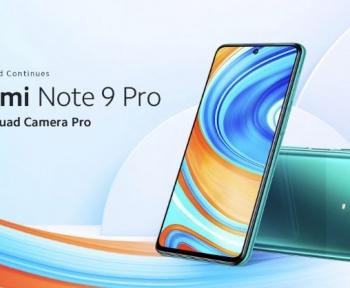 [Bon Plan] Le Redmi note 9 Pro (6+128Go) de Xiaomi à 207 euros !