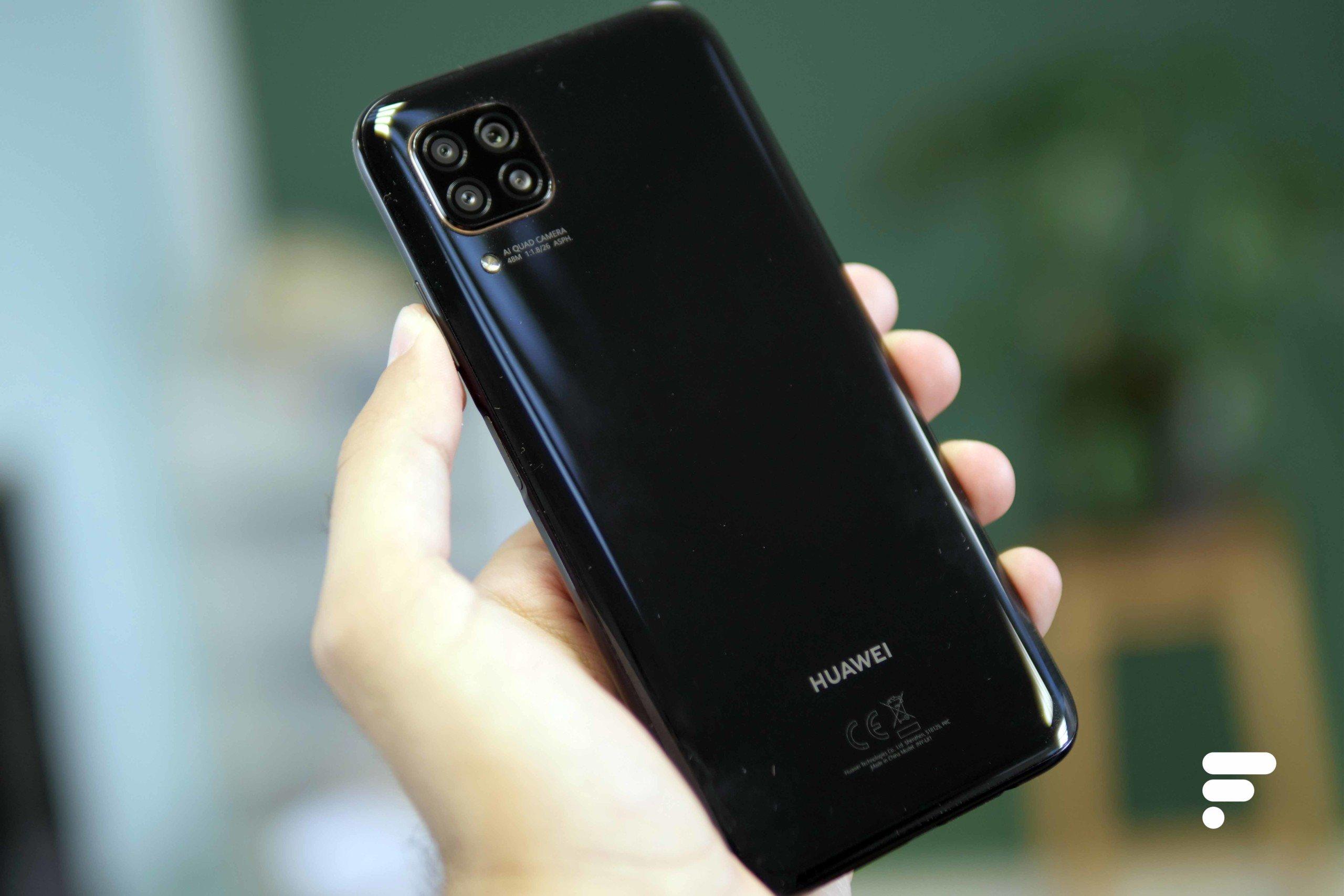 AMD pourrait sauver Huawei de sa descente aux enfers