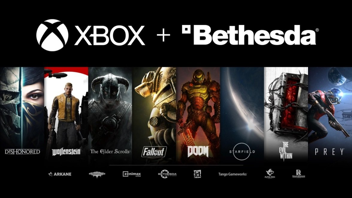 Microsoft rachète ZeniMax Media, maison-mère de Bethesda