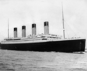 Le Titanic aurait été affecté par une éruption solaire