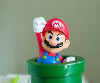 Mario marche très fort sur Pornhub