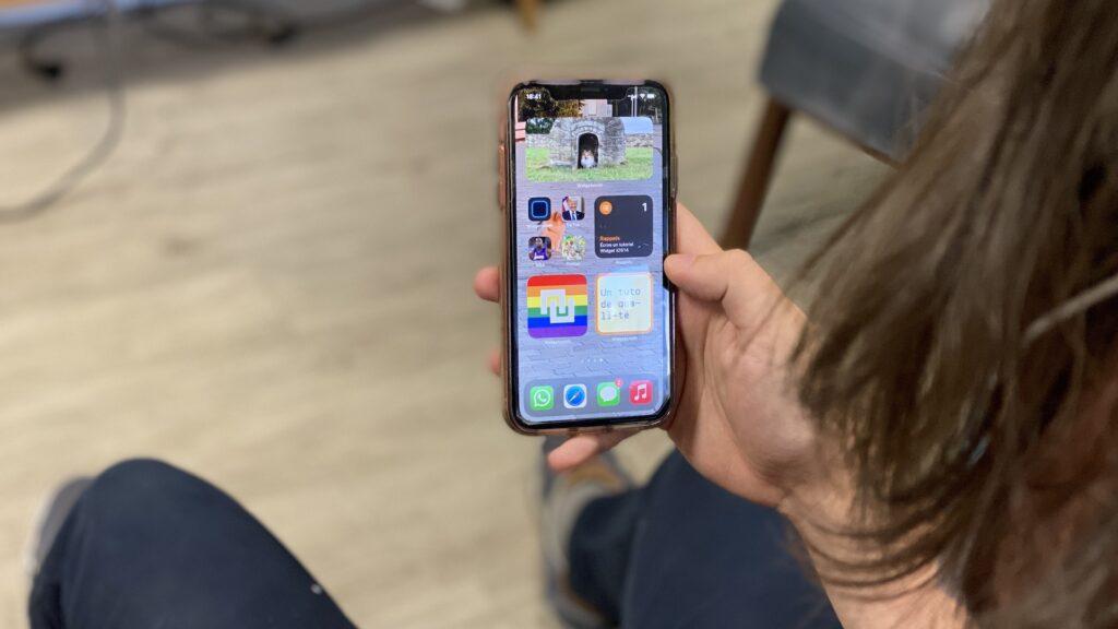 Widgets iOS 14: comment personnaliser l'écran d'accueil de votre iPhone