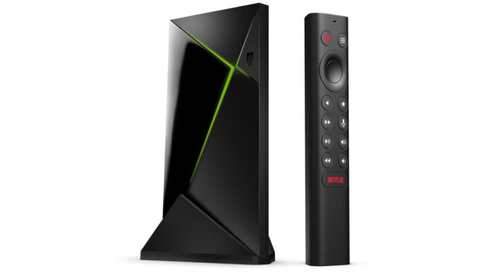 La Nvidia Shield TV Pro, l'une des meilleures box TV du marché, est en promotion