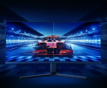 Xiaomi lance son moniteur gaming incurvé :  le Mi Curved Gaming Monitor 34″