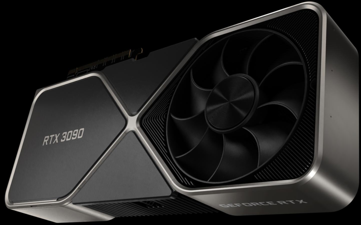 GeForce RTX 3090 Nvidia Carte Graphique