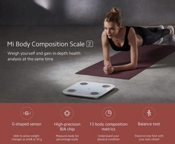 [Bon Plan] La balance connectée Xiaomi Smart Body 2 à seulement 26,90 euros