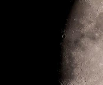 La Terre aurait perdu 60 % de son atmosphère dans la collision qui a donné naissance à la Lune