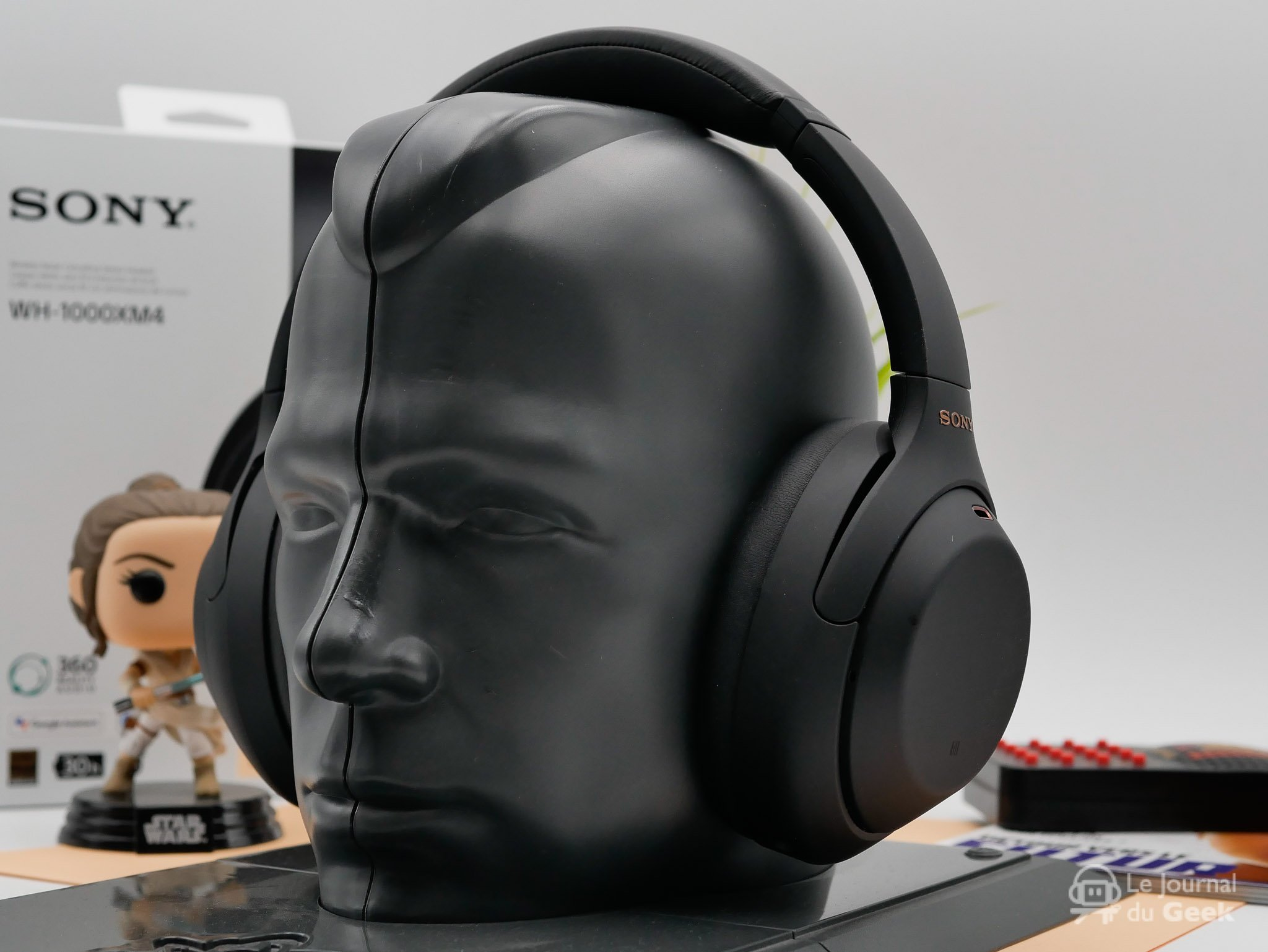 [Bon Plan] Le Sony WH-1000XM4 n'est qu'à 276 euros ce dimanche