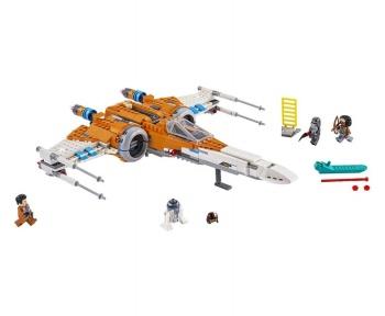 [Bon Plan] 40 euros de réduction sur le Lego X-Wing de Poe Dameron