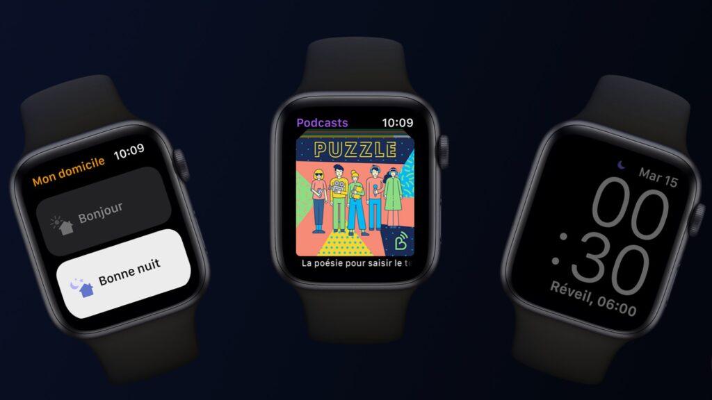 watchOS 7:  les 5 nouvelles fonctionnalités pour l'Apple Watch